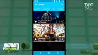 Qello Concerts for Android