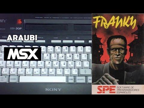 Franky (SPE, 1988) MSX [231] Walkthrough