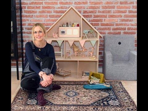 DIY: Byg et dukkehus