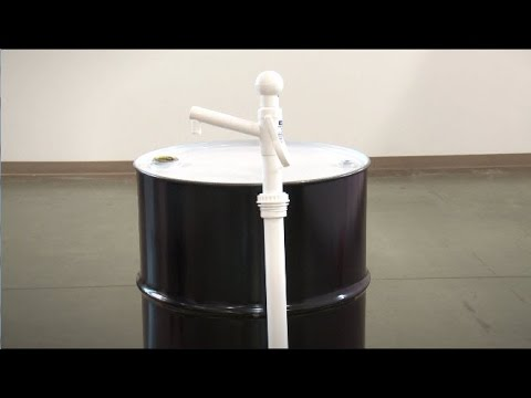 Plastic Drum Pump