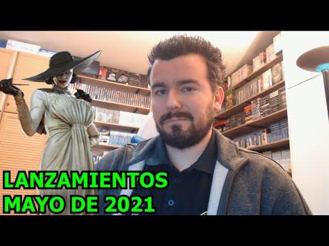 LANZAMIENTOS DESTACADOS DEL MES --- Mayo de 2021