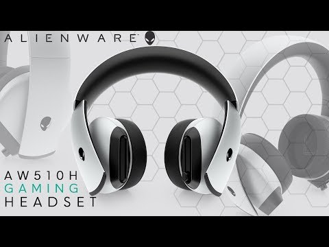 Community Open Box: Alienware Gaming Headset - AW510H