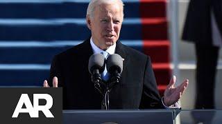 Primer discurso de Joe Biden como presidente de EE.UU.