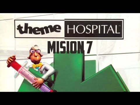 Theme Hospital (1997) - PC - Misión 7