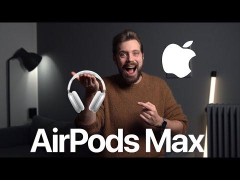  Airpods Max, PAZZESCHE!