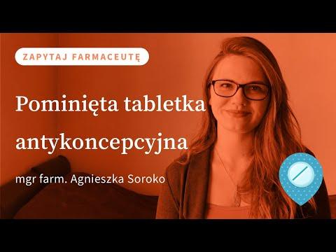 Pominięta tabletka antykoncepcyjna - CO ZROBIĆ? #ZapytajFarmaceutę
