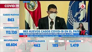 Salud anuncia suspensión de permiso de funcionamiento a centro de eventos por incumplir medidas