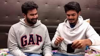 Rahul Vijay Making Fun With Akash Puri   Kudi Yedamaithe   TFPC - TFPC