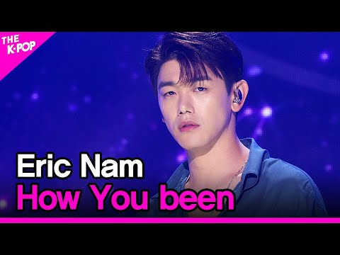 Eric Nam, How You been [THE SHOW 200901]