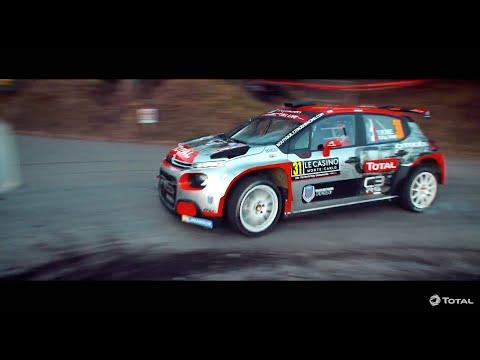 2020 #WRC2 #WRC3 Season - 1st Part Highlights - Total Racing