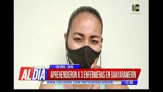 Robo de vacunas en Beni: la justicia ya tiene a tres enfermeras capturadas