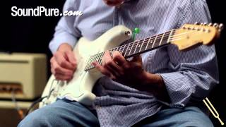 Tuttle Standard Classic S Olympic White - Electric Guitars Demo