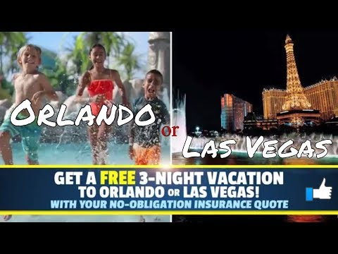 Insurance Orlando or Vegas NO Health