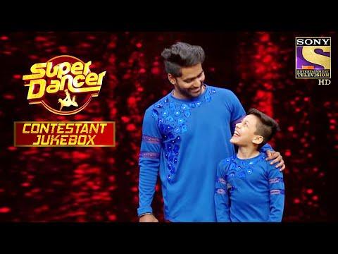 'Chinta Ta Ta' पे ये Comical Dance Act!   Super Dancer   Contestant Jukebox