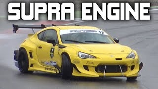 The Ultimate Toyota GT86! – 2JZ-GTE Supra Powered Toyota GT86 Engine Swap!