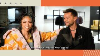 Ricky Martin y Paloma Mami: entrevista por el nuevo single