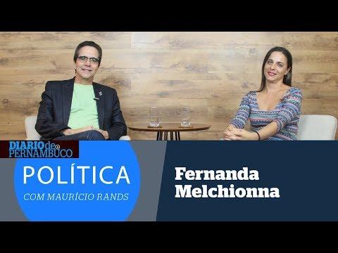 Fernanda Melchionna: é preciso transformar o apoio à pauta ambiental em mobilização de rua