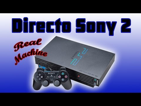 Directo sony 2 PS2 PlayStation #2