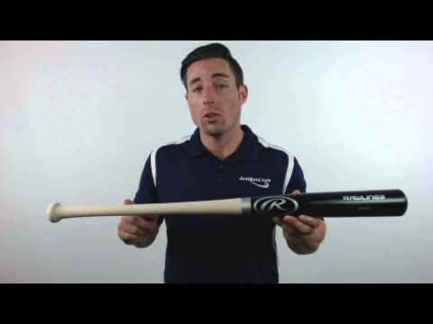 Rawlings Adirondack Maple Wood Baseball Bat: R110MB