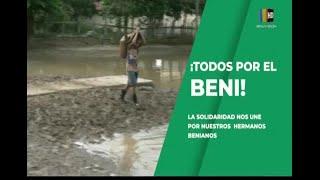 Oruro se suma al apoyo de los hermanos del Beni
