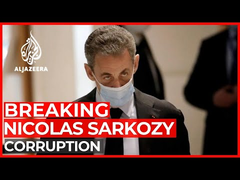 France's Sarkozy convicted of illegal campaign financing