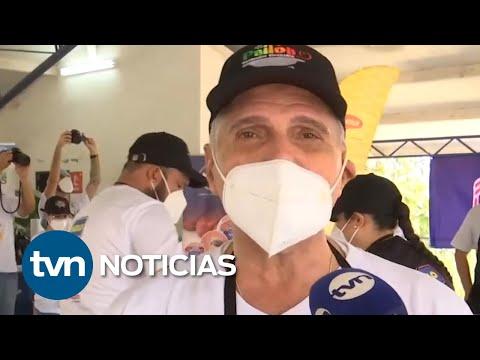 El arroz con pollo más grande de Panamá