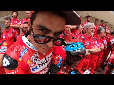 Relive the drama of Petrucci's first six races with GoPro?
