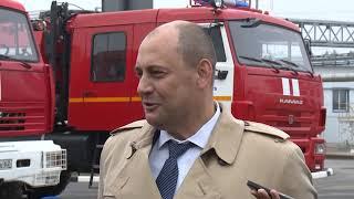 В г. Рязани состоялось торжественное открытие здания депо пожарной части нефтеперекачивающей станции «Рязань» АО «Транснефть-Верхняя Волга».