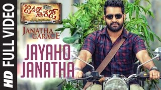 Jayaho Janatha Full Video Song