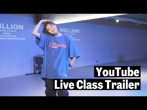 YOUTUBE LIVE CLASS TRAILER / Yoojung Lee Choreography