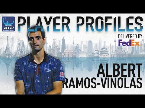 Ramos-Vinolas FedEx ATP Player Profile 2017