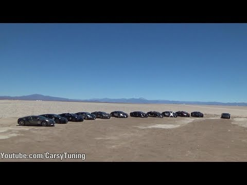 Bugatti Grand Tour 2017 Final Day - Salinas Grandes to San Pedro de Atacama