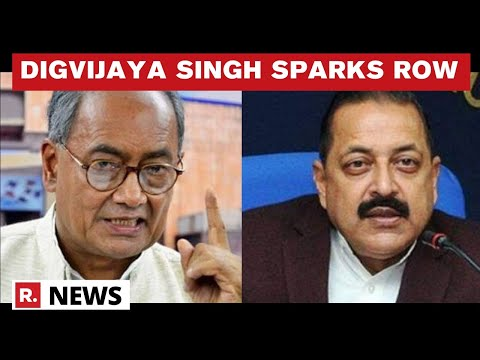 Clubhouse Controversy Tape: Digvijaya Singh Defends Remarks On Article 370; MoS PMO Sams Congress