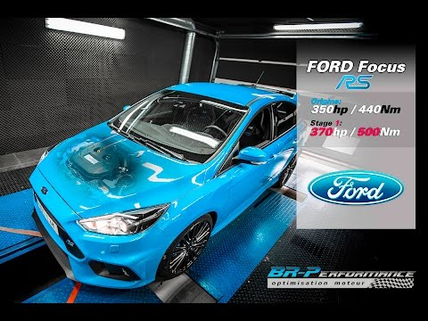Ford Focus RS Stage 1 By BR-Performance