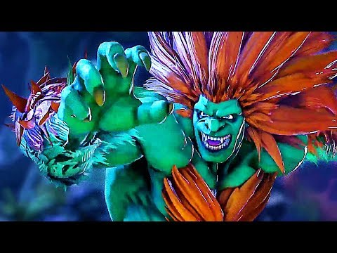 STREET FIGHTER V: Arcade Edition Gameplay Trailer (2018)  PS4 / PC