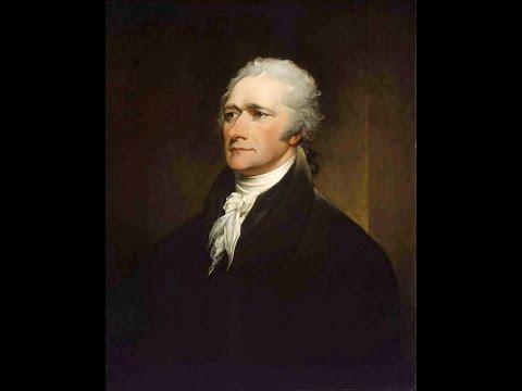 Pop Quiz: Alexander Hamilton and Manufacturing
