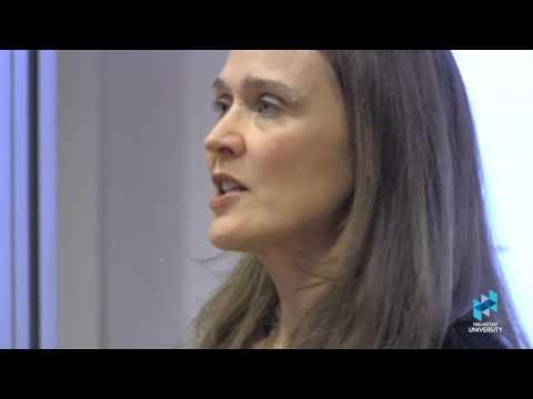 Halmstad Collquium:  Data Ethnographies and Digital Futures by Professor Sarah Pink
