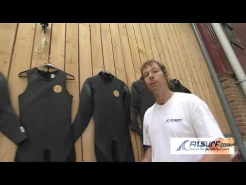 Nineplus Wetsuit Retro Jacket from A1Surf.com
