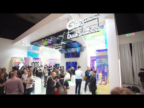 IFA 2019: LG BOOTH TOUR Highlights