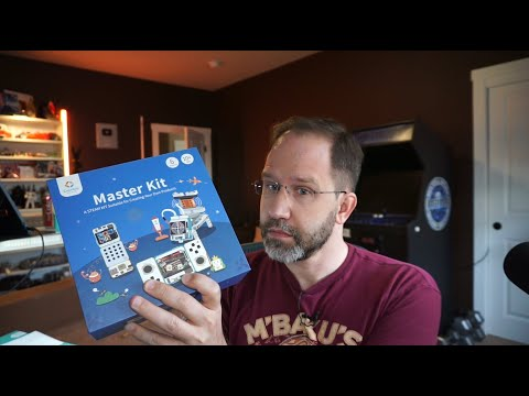 LIVE Unboxing: Crowbits Kickstarter – STEM toy for kids of all ages