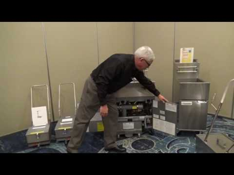 Frymaster Filtration Methods