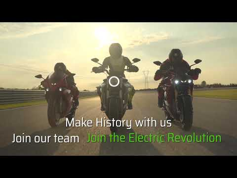 Energica #Staycharged - HumanCharge: Join us!