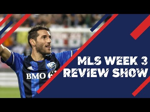MLS Parity on Display Again | Week 3
