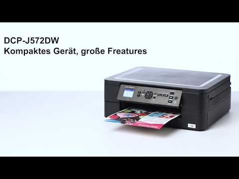Brother DCP-J572DW - A4 Inkjet Drucker