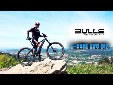 Bulls E-Core EVO DI2. La tododoterreno perfecta para rutas exigentes