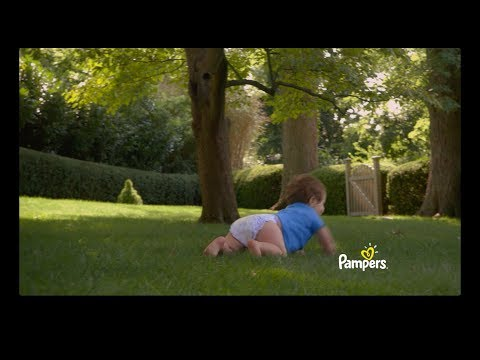 Pampers Cruisers Diapers   Baby Relay Commercial