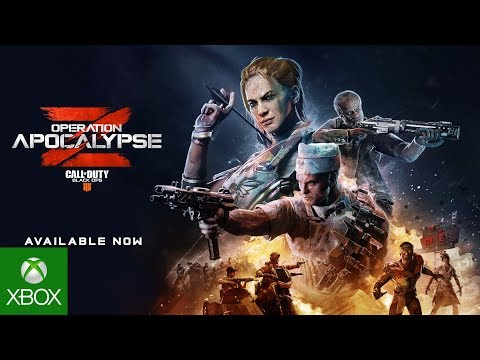 Call of Duty: Black Ops 4 — Operation Apocalypse Z Trailer