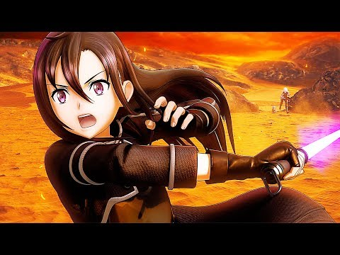 connectYoutube - SWORD ART ONLINE : FATAL BULLET Opening Cinematic Movie (2018) PS4 / Xbox One / PC