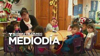 Muchos niños migrantes pasarán la Navidad separados de sus padres   Noticias Telemundo
