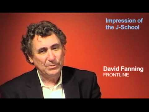 David Fanning: Inspired by Young Journalists